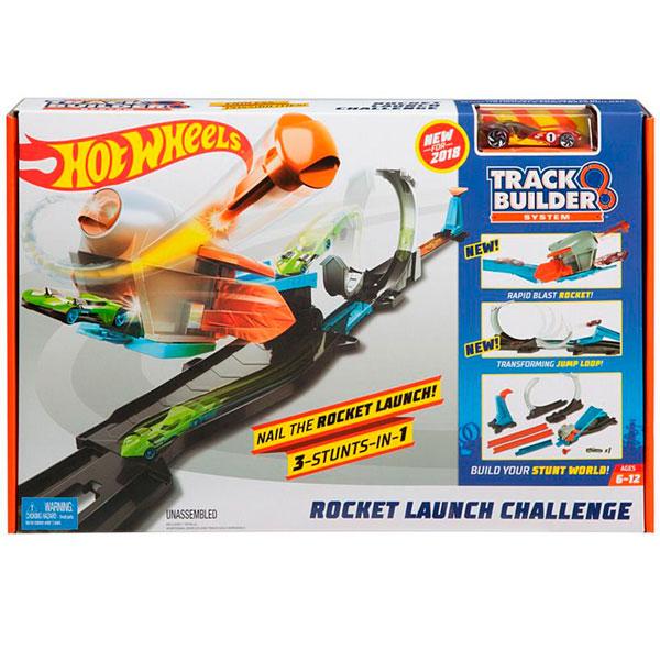 Hot Wheels Track builder system Rocket Launch