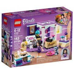 Конструктор LEGO Friends Комната Эммы 41342