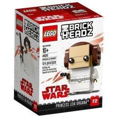 Набор лего - Конструктор LEGO BrickHeadz 41628 Принцесса Лея Органа