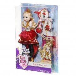 Кукла Mattel Ever After High DVJ17_DVJ18 Отважные принцессы Эпл Вайт