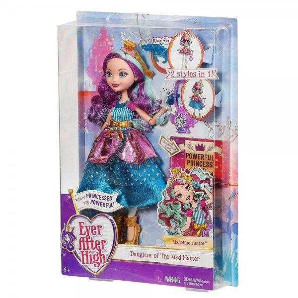 Mattel Ever After High DVJ17_DVJ19 Отважные принцессы Маделин Хаттер