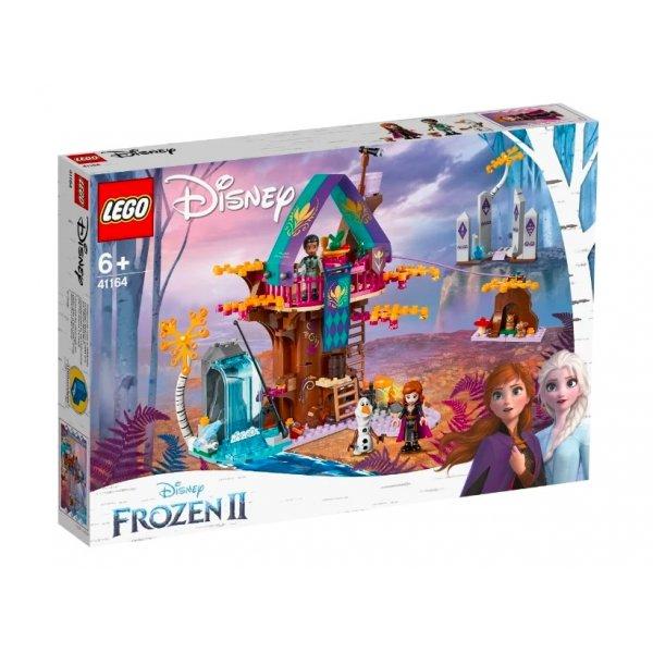 41164 Конструктор LEGO Disney Princess 41164 Frozen II Заколдованный домик на дереве