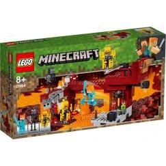 Набор лего - Конструктор LEGO Minecraft 21154 Мост Ифрита