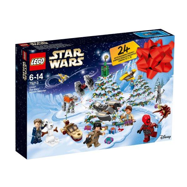 Набор Лего Новогодний календарь Star Wars