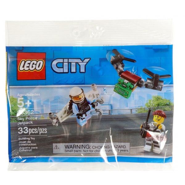 Набор Лего Конструктор LEGO City 30362 Воздушная полиция