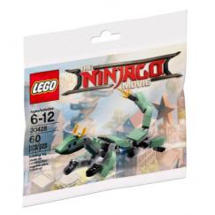 Конструктор LEGO The Ninjago Movie 30428 Дракон зелёного ниндзя