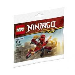 Конструктор LEGO Ninjago 30535 Огненный дракон