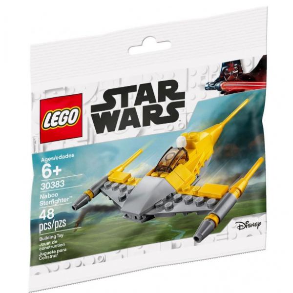 Набор Лего Конструктор LEGO Star Wars 30383 Истребитель Набу