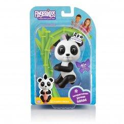 Интерактивная игрушка робот WowWee Fingerlings 3564 панда Дрю