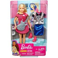 Кукла Mattel Барби рок звезда GDJ34