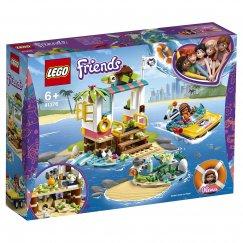 Конструктор LEGO Friends Спасение черепах 41376