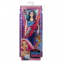 Кукла Barbie Рок-Принцесса с клавитарой, 29 см, CKB60/CKB62