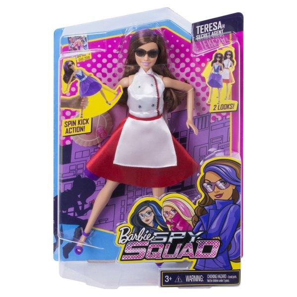 Кукла Barbie секретный агент Тереза
