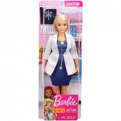 Кукла Barbie Кем быть? Врач Многоцветная