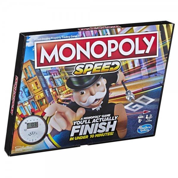 Игра настольная Монополия Гонка MONOPOLY E7033