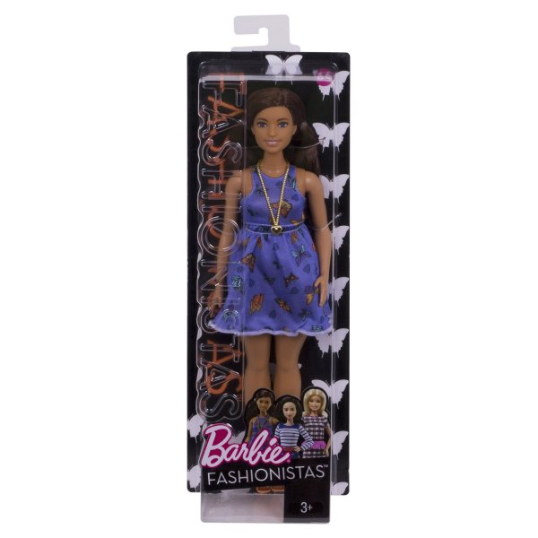 Кукла Barbie из серии Игра с модой