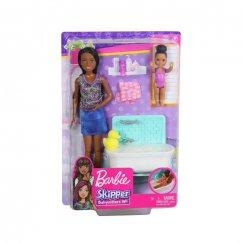 Набор кукол Barbie Няня Скиппер, FXH06