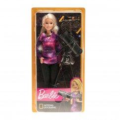 Кукла Barbie Кем быть National Geographic Астрофизик GDM47
