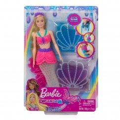 Кукла Barbie Dreamtopia Русалочка со слаймом, GKT75