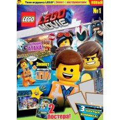 Набор лего - Журнал LEGO Муви выпуск №1 2019