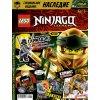 Журнал LEGO Ниндзяго Легаси выпуск №1 2019