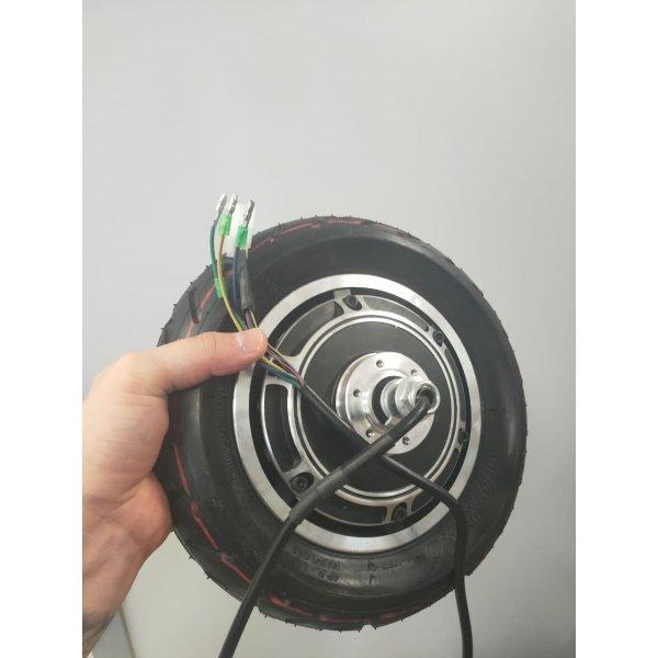 Мотор колесо в сборе для электросамоката Kugoo M4 500W