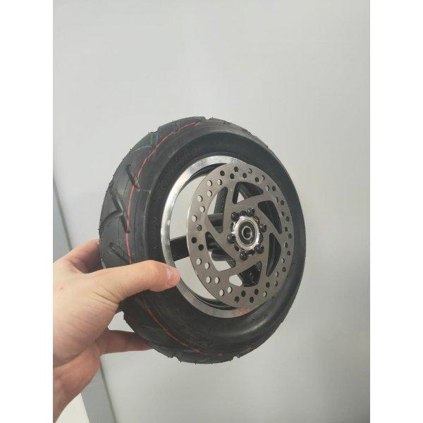 Переднее колесо в сборе для электросамоката Kugoo M4
