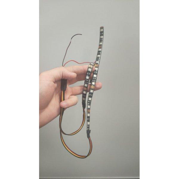 Светодиодная лента для электросамоката Kugoo
