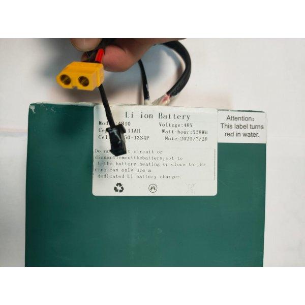 169538 Аккумулятор для электросамоката Kugoo C1
