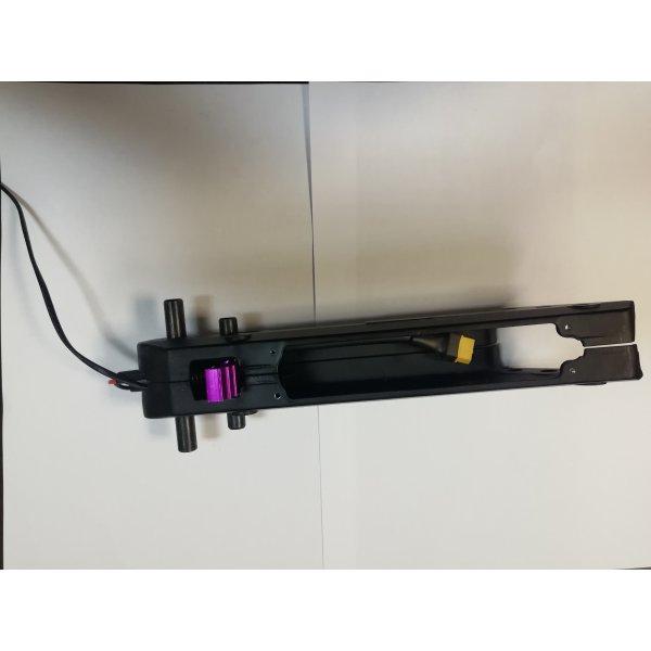 163887-01 Узел механизма складывания электросамоката Kugoo S3 черный