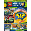 Набор лего - Журнал Lego Nexo №10 (2018)