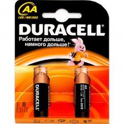 Комплект батареек Duracell (2 шт AA)