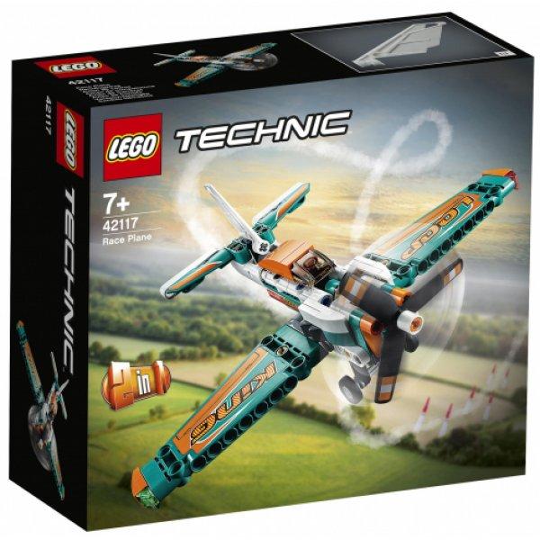 Конструктор LEGO Technic 42117 Гоночный самолёт
