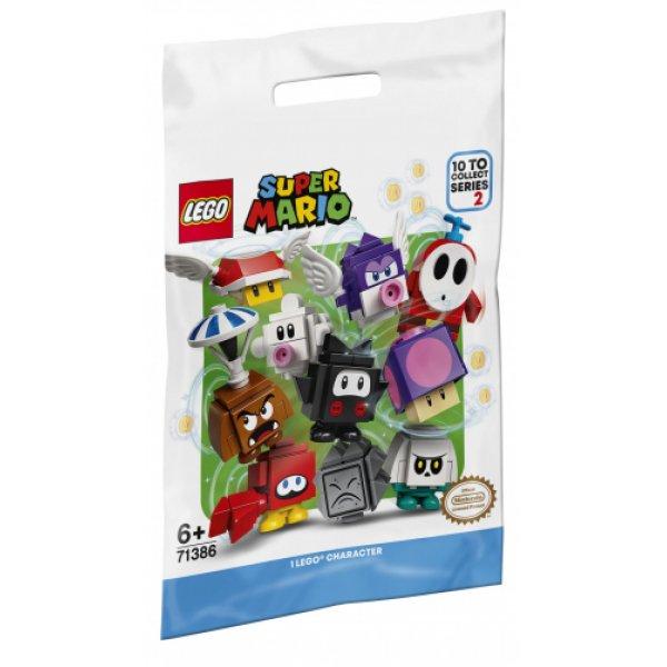71386 Конструктор LEGO Super Mario 71386 Фигурки персонажей: серия 2
