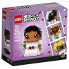 Набор лего - Сувенирный набор LEGO BrickHeadz 40383 Сувенирный набор Невеста