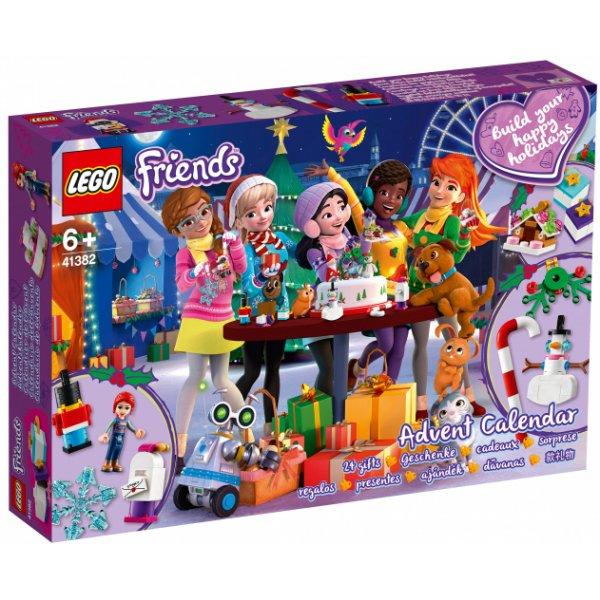 Набор Лего Конструктор LEGO Friends 41382 Advent Calendar 2019