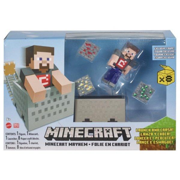 Игровой набор Mattel Minecraft Mayhem GVL55
