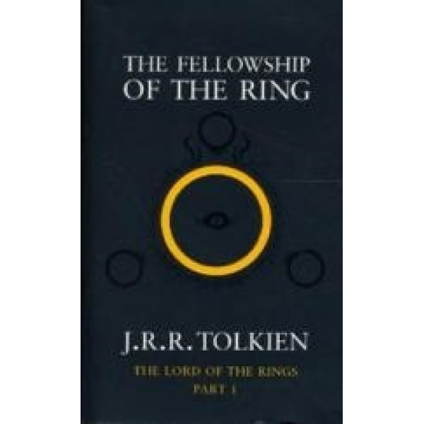978-0-261-10235-4 J.R.R. Tolkien The fellowship of the Ring. The Lord of the rings. Part 1 (мягк.)
