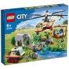 Набор лего - Конструктор LEGO City 60302 Операция по спасению зверей