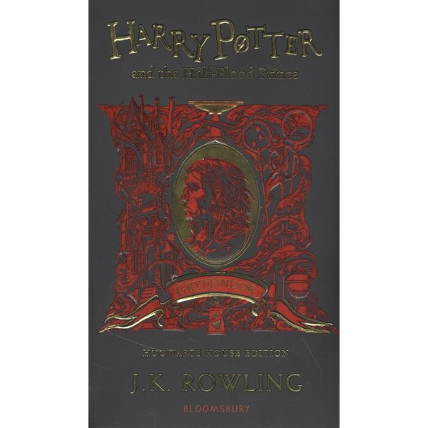 J.K. Rowling  Harry Potter and the Half-Blood Prince - Gryffindor Edition (мягк.)