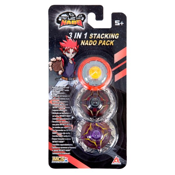 Infinity nado Стакинг 3-в-1 Fiery Dragon 38769