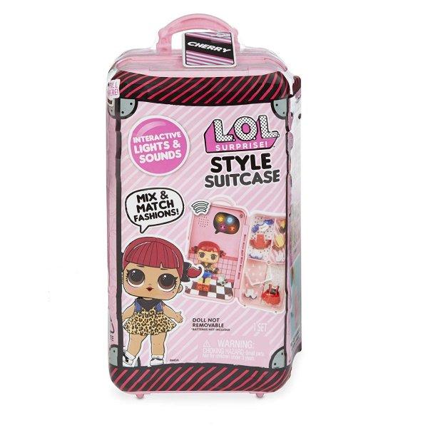 L.O.L. Surprise! Чемоданчик с куклой Розовый, 560463