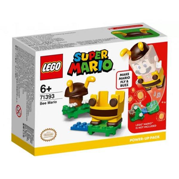 Конструктор LEGO Super Mario 71393 Набор усилений Марио-пчела