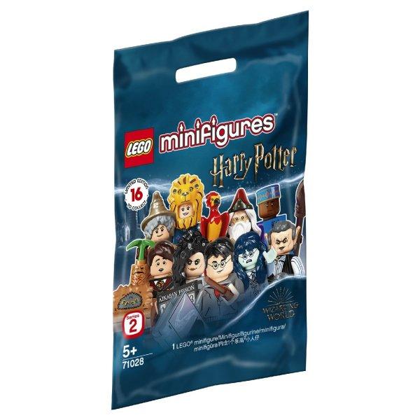Набор Лего Конструктор LEGO Collectable Minifigures 71028 Гарри Поттер: Серия 2