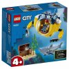 Набор лего - Конструктор LEGO City 60263 Океан: мини-подлодка