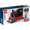 Набор лего - Конструктор LEGO Promotional 40370 Паровоз