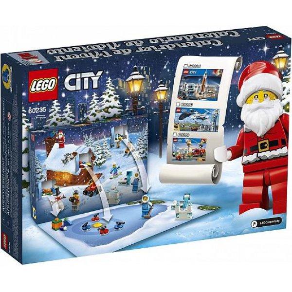 Набор Лего Конструктор LEGO City 60235 Рождественский календарь City