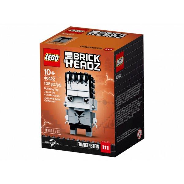"""Набор Лего Сувенирный набор LEGO BrickHeadz 40422 Сувенирный набор """"Франкенштейн"""""""