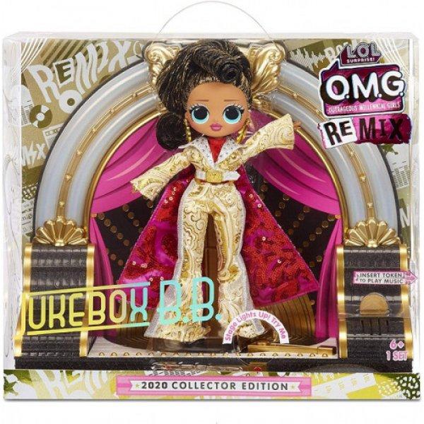 Кукла L.O.L. Surprise! O.M.G. Remix Jukebox B.B., 569886