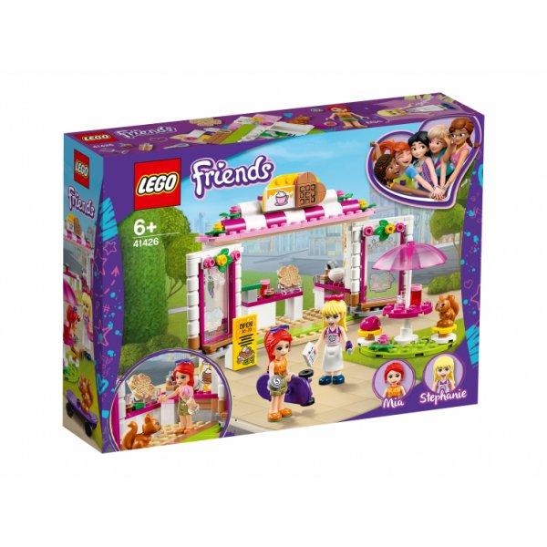 Набор Лего LEGO Friends 41426 Кафе в парке Хартлейк Сити